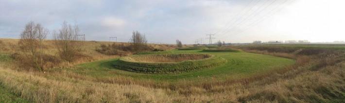 Vlakebruggen-panorama