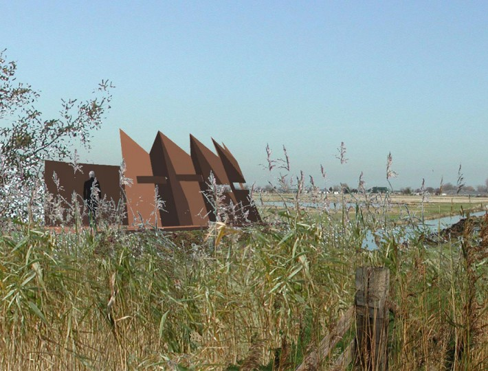 Vogelkijkhut-Durgerdam-impressie